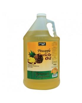 Pro Nail Pineapple cuticle oil, 128 oz/3770 ml