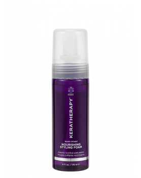 KERATHERAPY  Norishing Styling Foam 6 oz / 178 ml