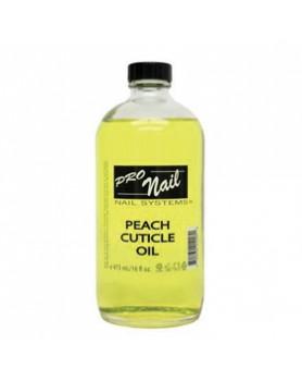 Pro Nail Peach cuticle оil 16oz /448 mlСТЕКЛО