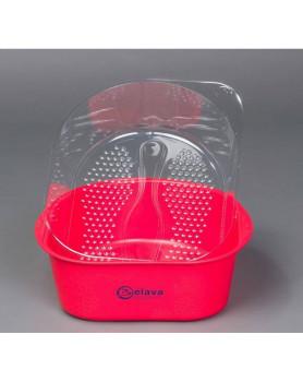 Belava Педикюрна ванночка з одноразовими пластиковими вкладишами (20 шт.)