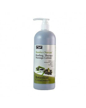 Lotion Bamboo Charcoal Massage 32 oz/1 L