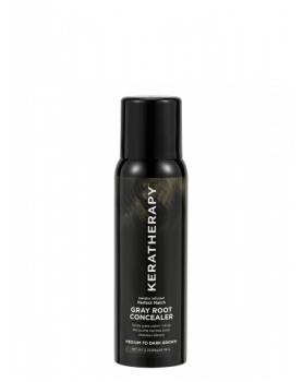 KERATHERAPY  Perfect color Medium Dark Brown 3oz/ 118 ml