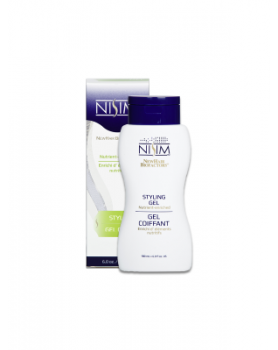 Nisim Styling Gel 6oz/180ml