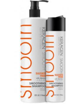 KERAGEN Smoothing Shampoo 10.1oz/300ml
