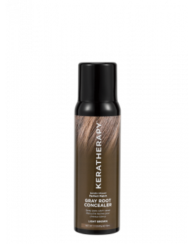 KERATHERAPY  Perfect color Light Brown 3oz/ 118 ml
