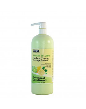 Lotion Lemon Lime Massage 32 oz/1 liter