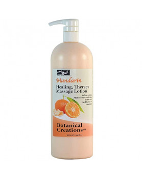 Lotion Mandarine Massage 32 oz/1 L