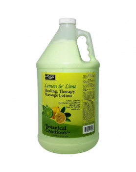 Lotion Limon Lime Massage 128 oz/ 1 gall