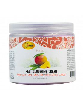 Pedi slougnhng cream Mango 16oz/473ml