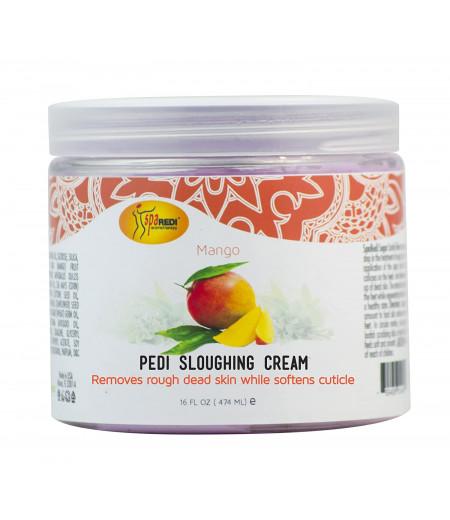 Pedi slougnhng cream Mango 16oz/473ml