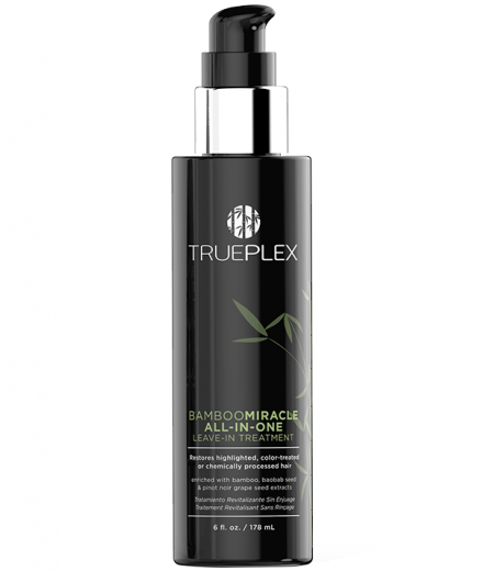 TRUEPLEX Bamboo Miracle All-In-One Leave-In  6oz /178 ml